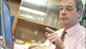 Nigel Farage, UKIP jokes