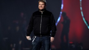 James Corden at the Brits
